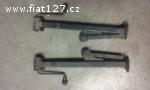 Prodám díly na Fiat 127 A,B,C